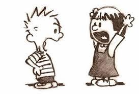 peanutes arguing