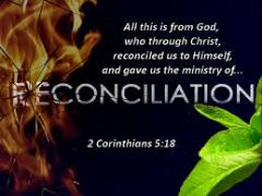 Reconciliation