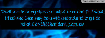 walk in my shoes 2