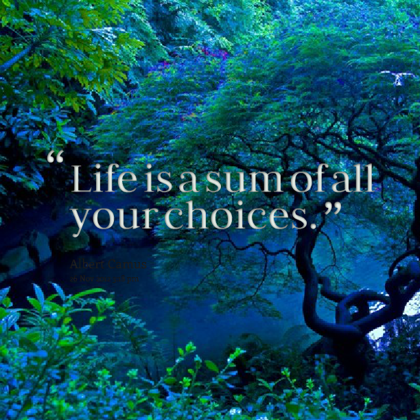 life-is-a-sum-of-all-your-choices