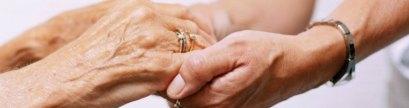 Elderly hands 2